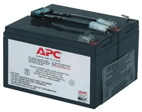 Image 1 of Apc Out Of Wrnty Replac Battery Rbc9 Apc Premium Replacement Battery Cartridge Rbc 9 Rbc9 RBC9