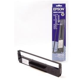 Image 1 of Epson S015019 Black Fabric Ribbon Most 80 Columnfx-80 Fx-85 Fx-800 Fx-850 Fx-870 Lx-300 Lx-400lx-800 C13S015019