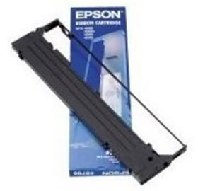 Image 1 of Epson S015055 Black Fabric Ribbon Epson Black Fabric Ribbon For Dfx-5000/ Dfx-5000+ Dfx-8000/ C13S015055
