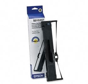 Image 1 of Epson S015337 Black Ribbon Cartridge For Lq-590 C13S015337