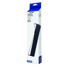 Image 1 of Epson S015384 Black Ribbon Cartridge For Epson Dm Printer Dfx-9000 C13S015384