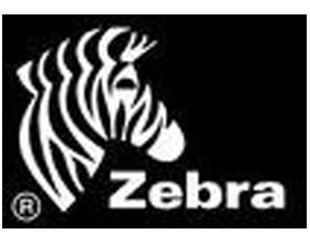 Image 1 of Zebra Wax Ribbons S2100bk11007 S2100BK11007