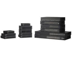 Cisco (SF110D-16-AU) SF110D-16 16-PORT 10/100 DESKTOP SWITCH