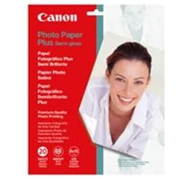 Image 1 of Canon Sg201a4 A4 Photo Paper 20sheets 260gsm Sg201a4 SG201A4