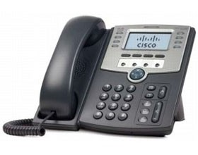 Image 1 of Linksys Spa504g 4, Line Ip Phone With Display, Poe And Pc Port Spa504g SPA504G