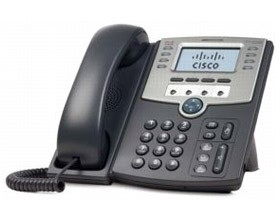 Image 1 of Linksys Spa509g 12, Line Ip Phone With Display, Poe And Pc Port Spa509g SPA509G