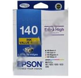 Image 1 of Epson T140692 Epson 4 High Capacity T140 Ink Value Pack (4 Colours) C13T140692