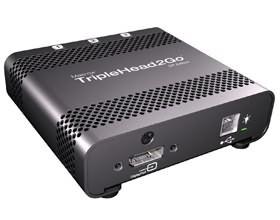 Image 1 of Matrox Triplehead2go - Dp Edition T2g-dp-mif T2G-DP-MIF