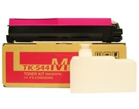 Image 1 of Kyocera Tk-544m Magenta Toner Kit (4, 000 Pages In Accordance With Iso 19798) 1t02hlbas0 1T02HLBAS0
