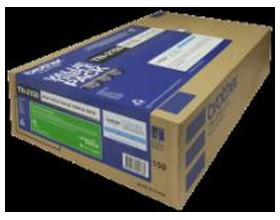 Image 1 of Brother Tn2150-3pk Blk Toner High Yield Tn2150 Triple Pack TN-2150 3PK