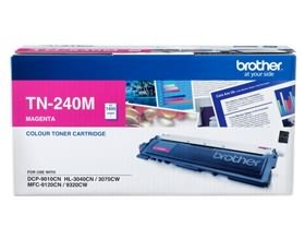 Image 1 of Brother Tn240m Brother Magenta Tn Suit Hl-3070cw/ 3040cn, Mfc-9120cn/ 9320cw TN-240M