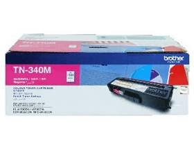 Image 1 of Brother Tn340m Tn340 Magenta Laser Toner For Hl4150cdn/ 4570cdw TN-340M