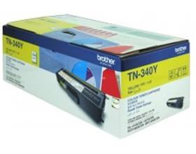Image 1 of Brother Tn340y Tn340 Yellow Laser Toner For Hl4150cdn/ 4570cdw TN-340Y