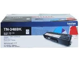 Image 1 of Brother Tn348bk Tn348 High Yield Black Laser Toner For Hl4150cdn/ 4570cdw TN-348BK