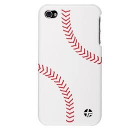 Image 1 of Trexta Sport Series Snap On Baseball Iphone 4  75807