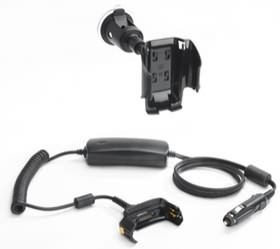 Image 1 of Motorola Mc55 Vehicle Holder Kit. Kit Includes Vehicle Holder Mount (vch5500-1000r) And Auto Charge VCH5500-111R