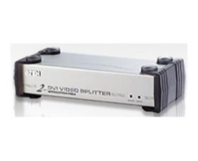 Image 1 of Aten Vs-162 2 Port Dvi Video Splitter 1600x1200 @ 60hz VS162-AT-U