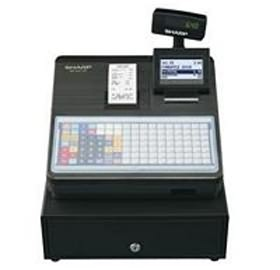 Image 1 of Sharp Xea217b Cash Register With Flat Keyboard, Electronic Journal And Receipt Printer. Colour XEA217B