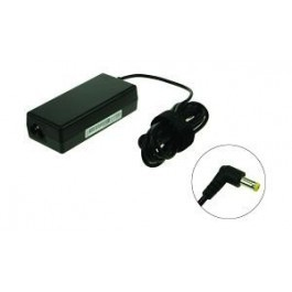 Image 1 of Acer Ac Adapter With Power Cable 65w For Tmp246-m/ Tmp 257-m/ Tmp249-m+ Tmp259-m/ Tmp446-m+ TP.PWCAB.31-A05