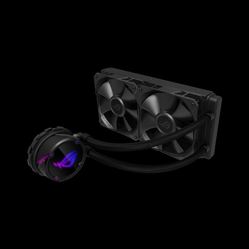 Image 1 of Asus ROG Strix LC 240 all-in-one liquid CPU cooler Rog Strix Lc 240 ROG STRIX LC 240