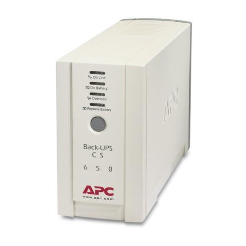 Image 1 of APC BACK-UPS CS 650VA 230V BK650-AS BK650-AS
