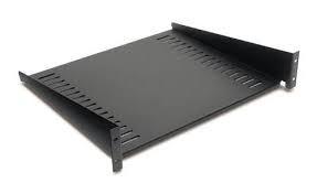 Image 1 of Apc Netshelter Cantilever Blk Monitor Light Duty Shelf 50lbs/ 23kg For Rack, Ar8105blk AR8105BLK