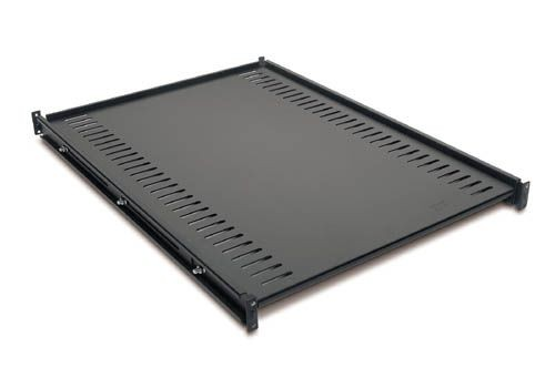 Image 1 of Apc Netshelter Fix Shelf 250lb Black Standard Fixed Shelf 250lbs Racks Ar8122blk AR8122BLK