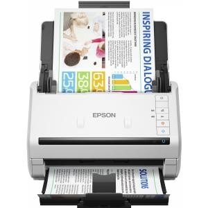EPSON WORKFORCE DS-530 DOCUMENT SCANNER OPENED CARTON AND USED