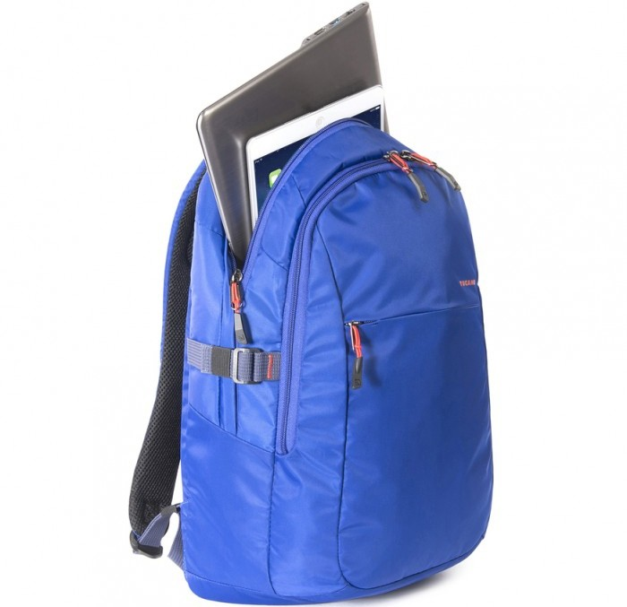 """Image 1 of Tucano Livello Up Backpack For Macbook Pro 15"""" And Ultrabook 15"""" Blue BKLIVU-B BKLIVU-B"""