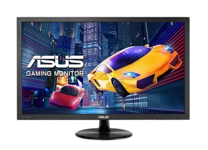 Image 1 of Asus Vp278qg Gaming Monitor 27 Inch Full Hd 1ms 75hz Adaptive-sync/ Freesync Flicker Free Blue VP278QG