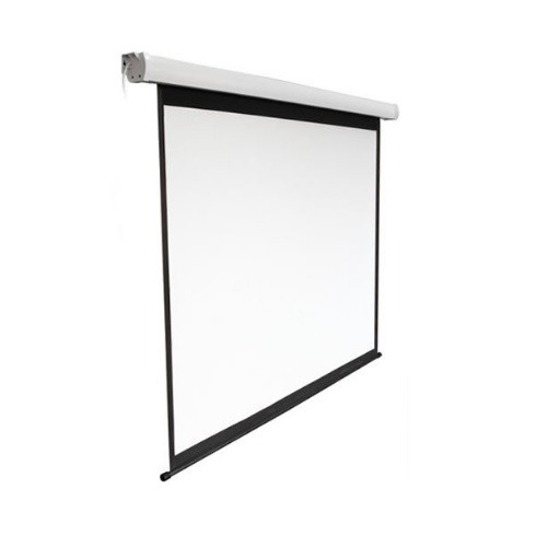 "Image 1 of Brateck Projector Electric Screen 135"" (3Mx1.68M) Electric Screen (16:9 Ratio) Psaa135 PSAA135"