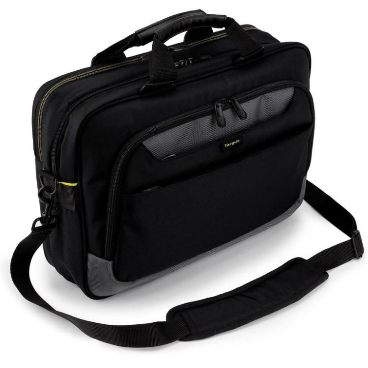 "Image 1 of Targus Citygear 16-17.3"" Topload Notebook Case - Black Tcg470Au TCG470AU"