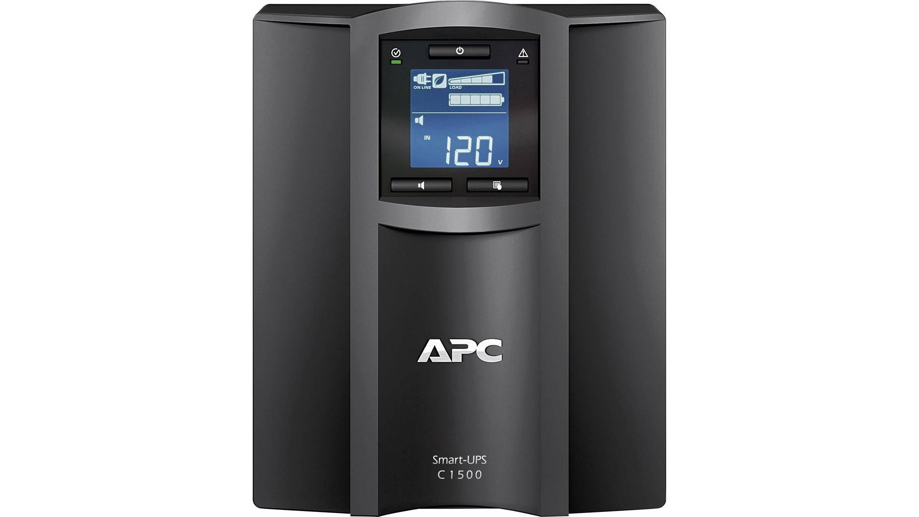 Image 1 of Apc Smc1500Ic Smart Ups 1500Va With Smartconnect Lcd Tower 2 Year Warranty Smc1500Ic SMC1500IC