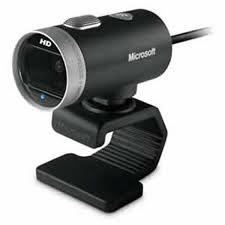 Image 1 of Microsoft Lifecam Cinema Retail, Usb, 720p H5d-00016 H5D-00016