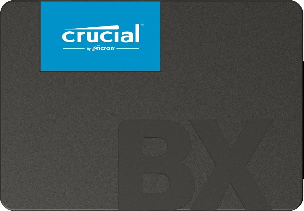 Image 1 of Crucial Bx500 480gb Sata 2.5-inch Ssd - Read Up To 540mb/ S Write Up To 500mb/ S (includes Acronis CT480BX500SSD1