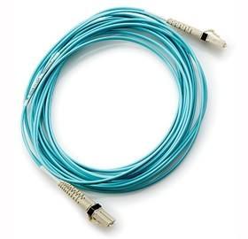 Image 1 of Hp 5m Multi-mode Om3 Lc/ Lc Fc Cable Aj836a AJ836A