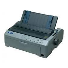 Image 1 of Epson Fx-890 Dot Matrix Printer Dual 9 Pin Print Head 680 Character Per Second C11c524041 C11C524041