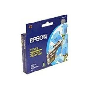 Image 1 of Epson T056290 Cyan Ink Cartridge For Rx430 290 Pages C13T056290