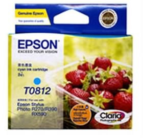 Image 1 of Epson T111292 Cyan Ink Cart Highcap Claria Ink For R290/ R390/ Rx610/ Rx690 C13T111292