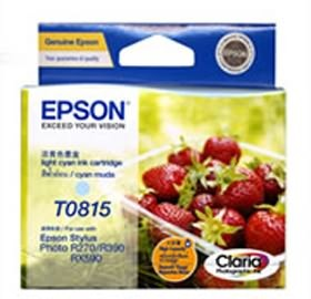 Image 1 of Epson T111592 Light Cyan Hi-cap Claria Ink For R290/ R390/ Rx619/ Rx690 C13T111592