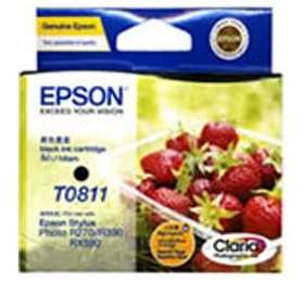 Image 1 of Epson T111192 Black Ink Cart Highcap Claria Ink For R290/ R390/ Rx610/ Rx690 C13T111192