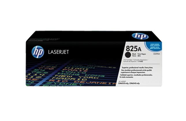 Image 1 of Hp Cb390a Hp Cm6040 Mfp Black Print Ctrg