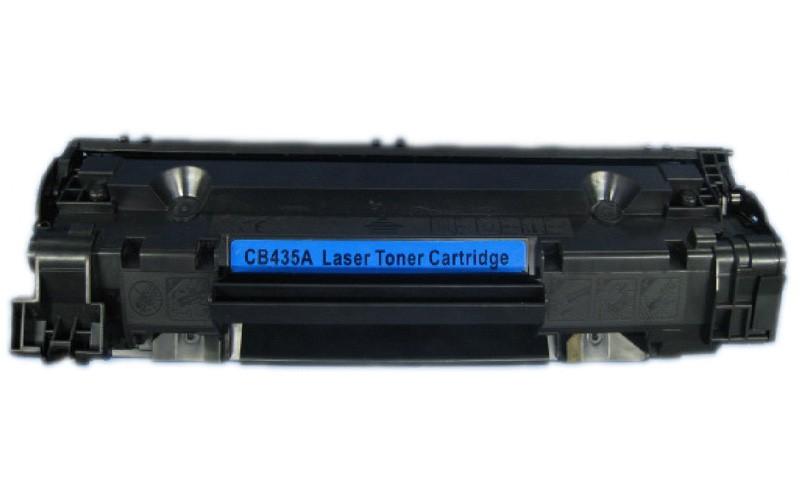 Image 1 of Hp Laserjet Cb435a Black Ink Cartridge CB435A