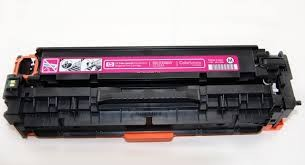 Image 1 of Hp Cc533a Clj Cp2025 Magenta Print Cartridge With Colorsphere Toner CC533A