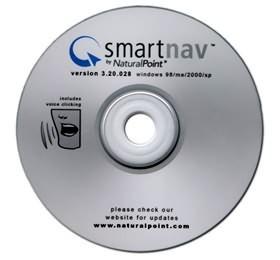 Image 1 of Naturalpoint Smartnav Voice Clicking Software NAT-SNAV-VCLICK