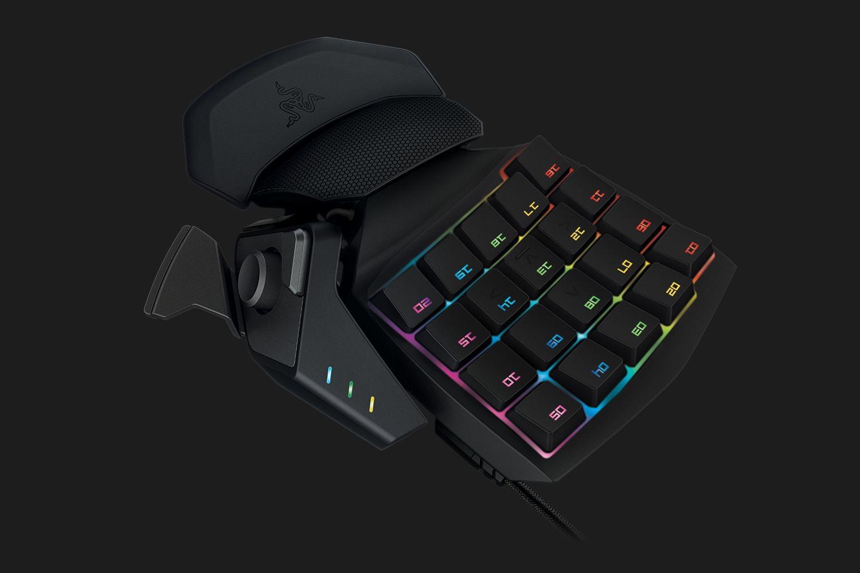 Razer Gaming Keypad: Razer Orbweaver Chroma Razer Mechanical Switches  Orbweaver Chroma