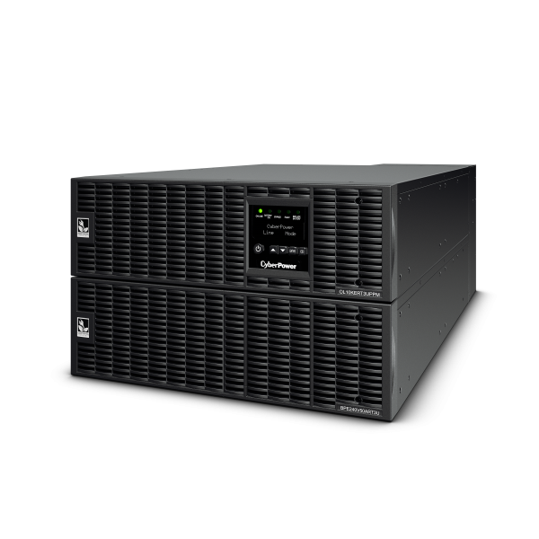 Image 1 of Cyberpower Online Series 10000Va/ 10000W Rack/ Tower Online Ups - OL10000ERT3UP OL10000ERT3UP