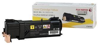 Image 1 of Fuji Xerox Ct201635 Yellow Toner For Dpcp305d/ Dpcm305df CT201635