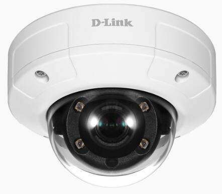 Image 1 of D-link Dcs-4633ev Vigilance 3mp Full Hd Day & Night Outdoor Vandal-proof Mini Dome Poe Network DCS-4633EV