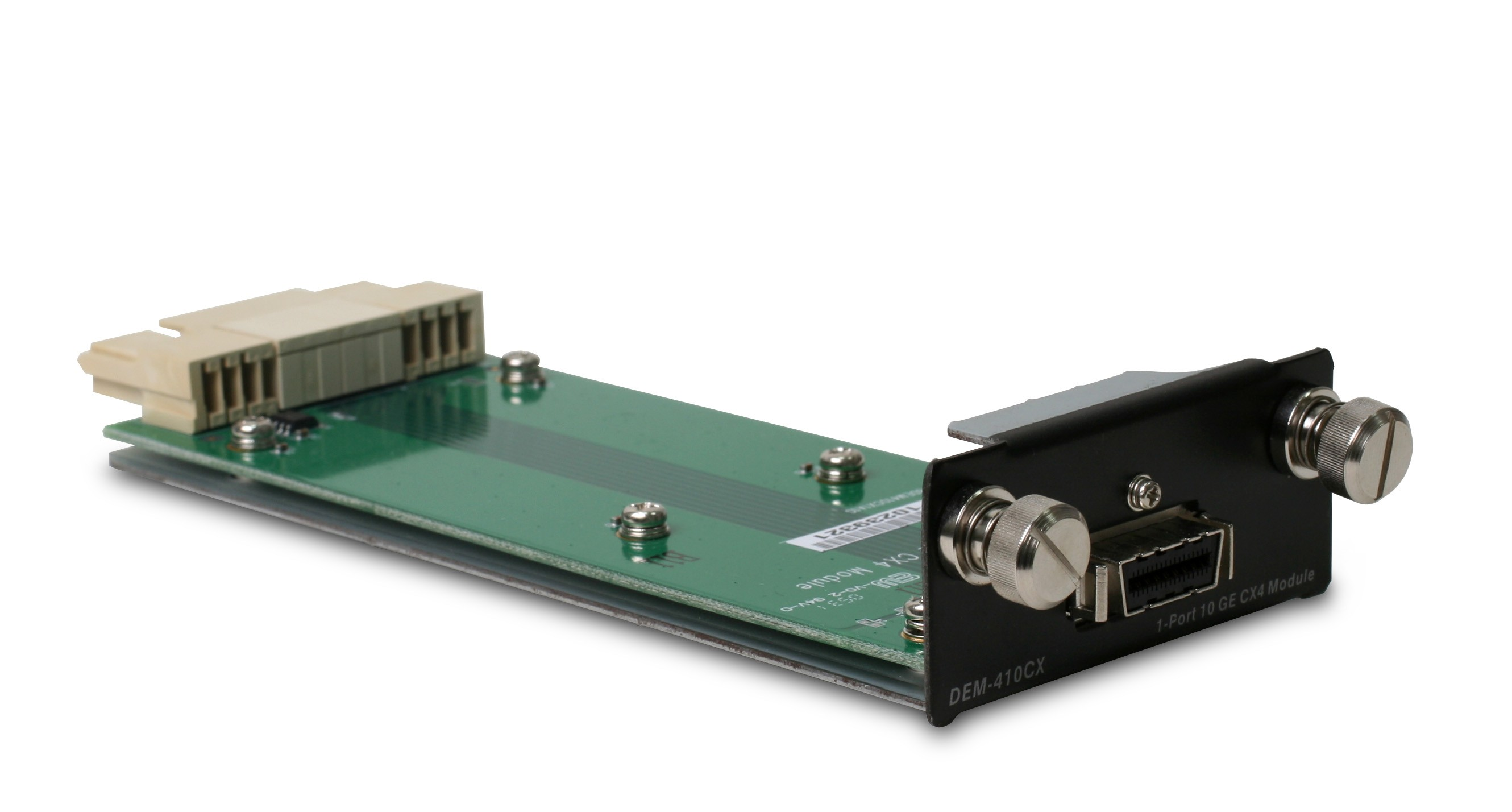Image 1 of D-link Dem-410cx 1-port 10gbps 1000basecx4 Uplink Module For Dgs-34xx Switch